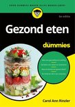 Voor Dummies - Gezond eten voor Dummies