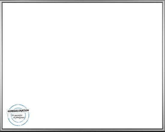 Homedecoration Montreal – Fotolijst – Fotomaat – 57 x 58 cm – Zilver