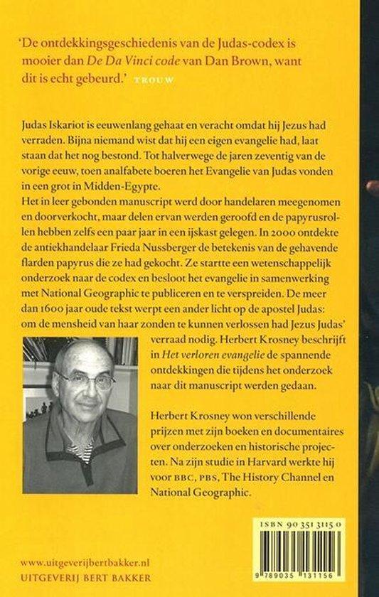 Het Verloren Evangelie - Herbert Krosney  