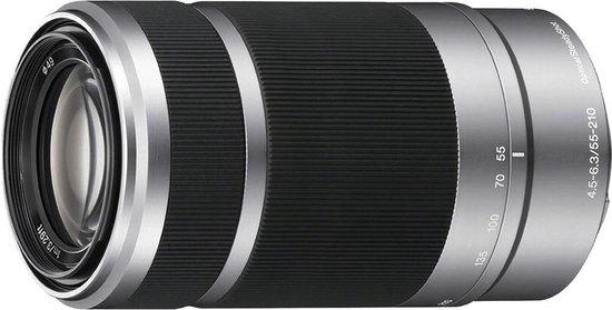 Sony SEL55210 - 55-210mm f/4.5-6.3 OSS - Zilver