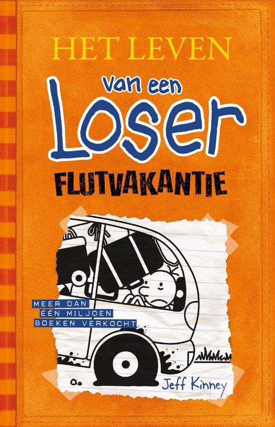 Het leven van een Loser 9 - Flutvakantie - Jeff Kinney |