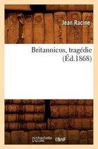 Britannicus, tragedie (Ed.1868)