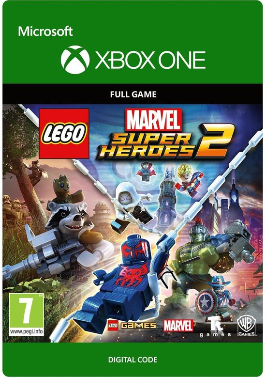 LEGO Marvel Super Heroes 2 – Xbox One download