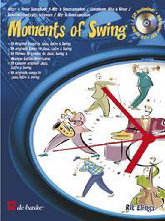 Moments of Swing - R. Elings |