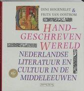 Boek cover Handgeschreven wereld van Dini Hogenelst