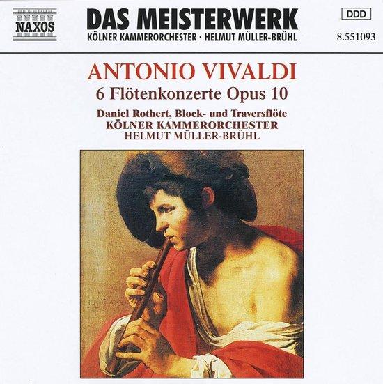 Vivaldi: 6 Flotenkonzerte