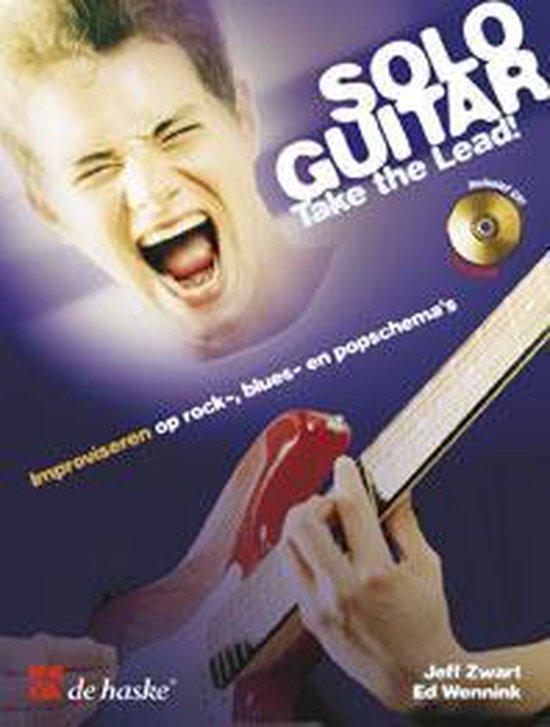 Solo Guitar Take the Lead Nl - J. Zwart  