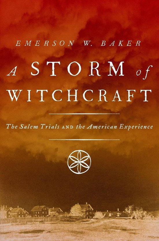 Boek cover A Storm of Witchcraft van Emerson W. Baker (Onbekend)