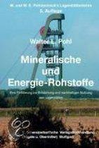 Mineralische und Energie-Rohstoffe
