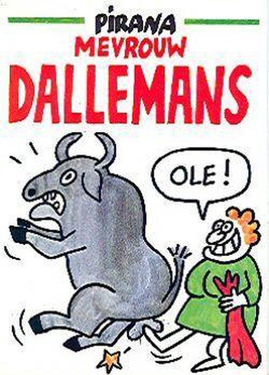 Pirana cartoons Mevrouw Dallemans ole - Pirana |
