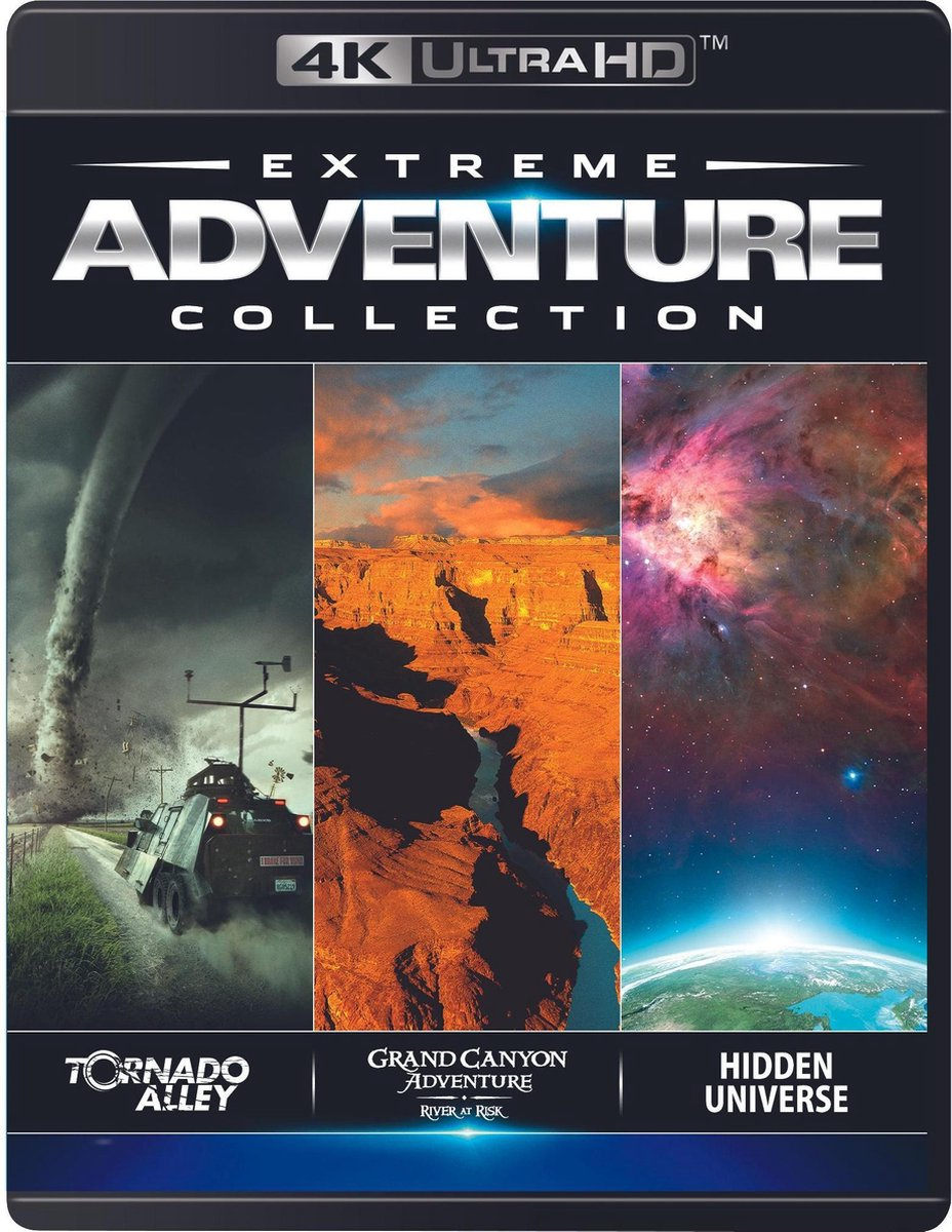 Extreme Adventure Collection (4K Ultra HD Blu-ray)-