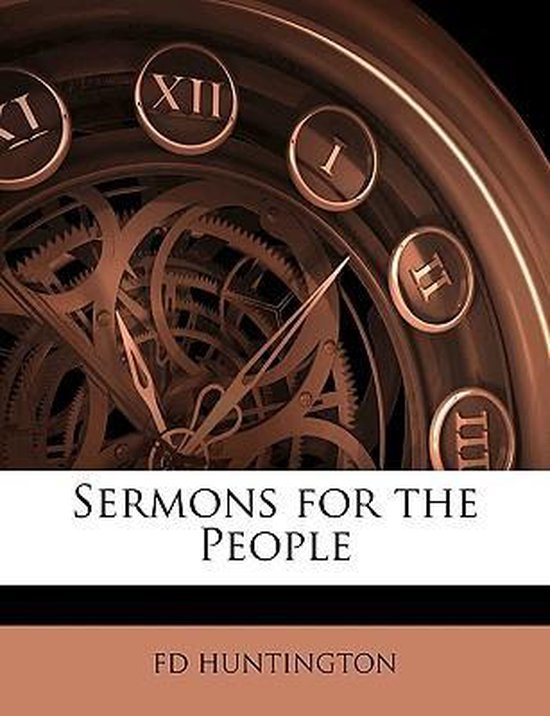 Sermons for the People