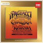 Mascagni: Cavalleria Rusticana; Leoncavallo: Pagliacci - Highlights