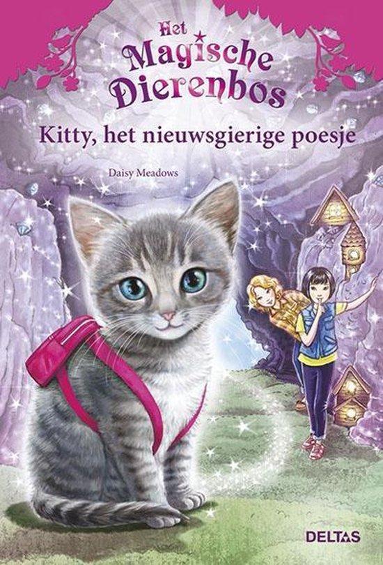 Het magische dierenbos - Kitty, het nieuwsgierige poesje - Daisy Meadows |
