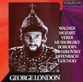 George London Sings: Wagner-Verdi-M