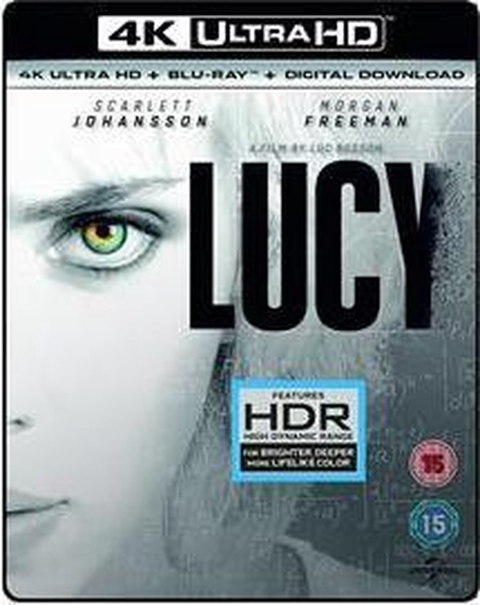 Lucy (4K UHD) (Import)-