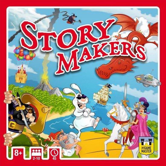 Afbeelding van het spel Story Makers