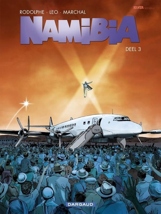 Namibia 03. episode 3/5 - Bertrand Marchal  