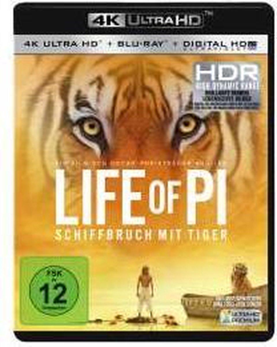 Life of Pi (Ultra HD Blu-ray & Blu-ray)-