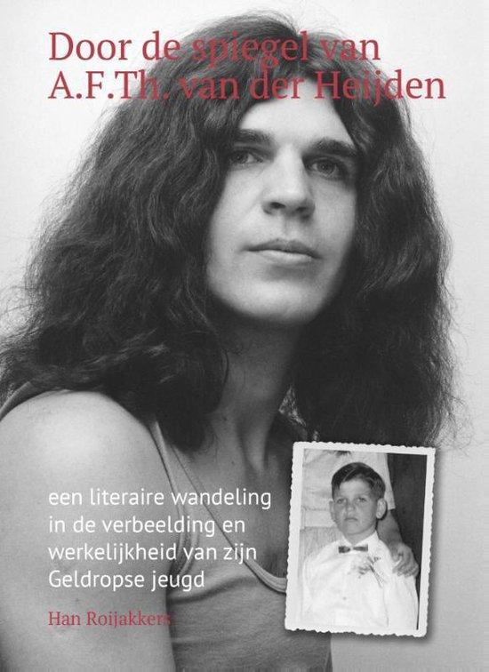 Door de spiegel van Adri van der Heijden - Han Roijakkers |