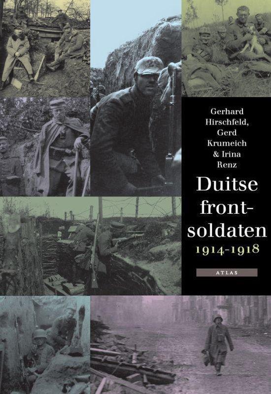 Duitse front-soldaten 1914-1918 - Gerhard Hirschfeld |