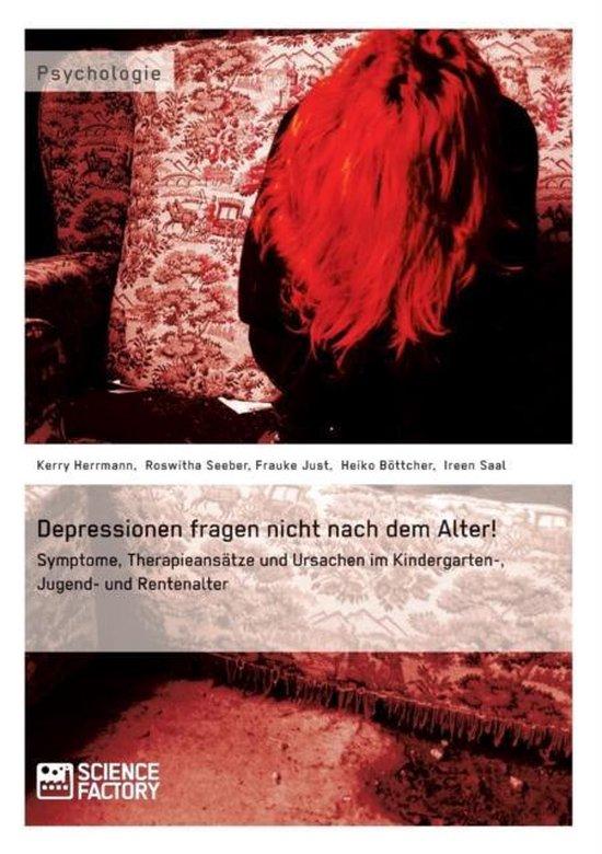 Depressionen fragen nicht nach dem Alter!