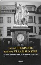 Van de Belgische naar de Vlaamse natie