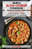 Simple Slow Cooker Cookbook