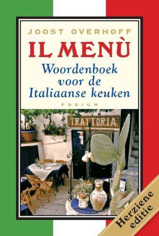 Il menu - J. Overhoff |