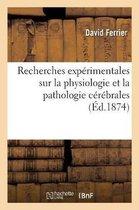 Recherches experimentales sur la physiologie et la pathologie cerebrales