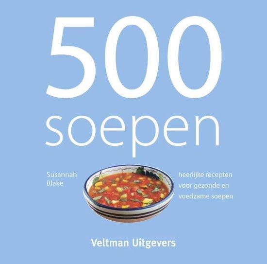 500 soepen - Susannah Blake |