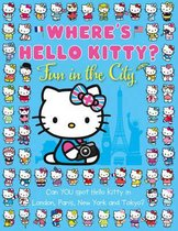 Boek cover Wheres Hello Kitty van