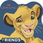 Boek cover Disney Mini Character - Simba van Parragon Books Ltd