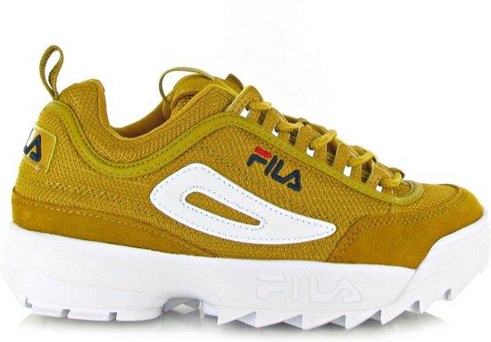 bol.com   Fila Disruptor Mesh Sneakers Dames - Inca Gold