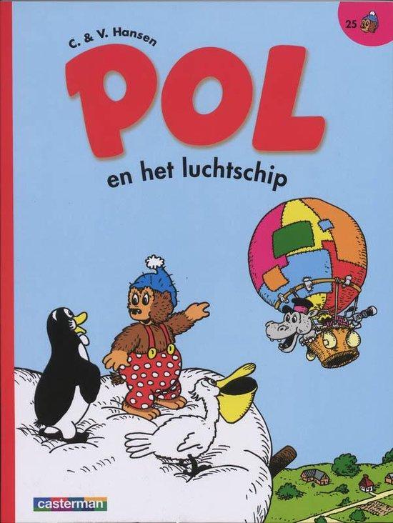 Cover van het boek 'Pol en het luchtschip'