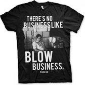 Narcos Blow Business t-shirt heren 2XL