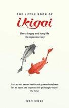 Boek cover The Little Book of Ikigai van Ken Mogi
