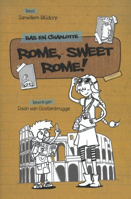Rome sweet Rome Deel 2 - Janwillem Blijdorp |