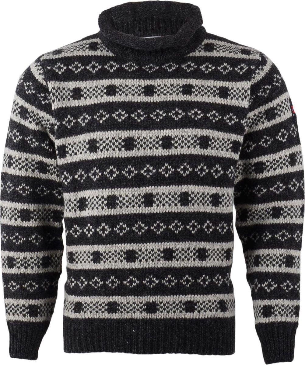 Devold Alnes Sweater with Roll Neck Wollen trui   Gratis