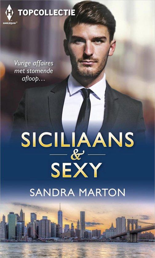 Topcollectie 79 - Siciliaans & sexy (3-in-1) - Sandra Marton  