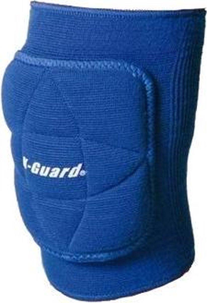 K-guard Champ Kniebeschermer Volleybal Unisex Blauw Maat Xs