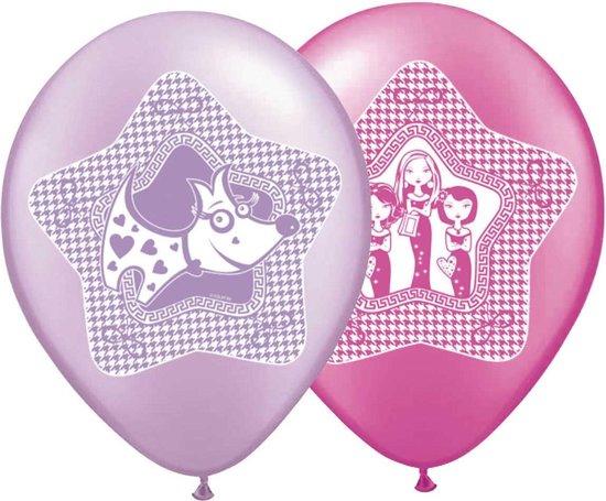Ballonnen glamour girls a12