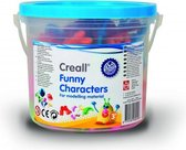 Creall Funny Characters, kleivormen