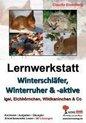 Winterschläfer, Winterruher & -aktive Igel, Eichhörnchen, Wildkaninchen & Co.