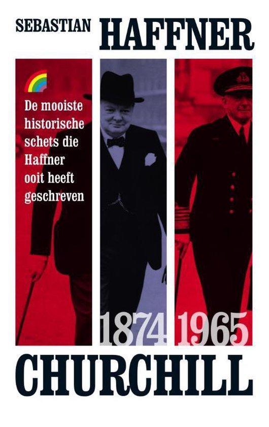 Boek cover Churchill van Sebastian Haffner (Paperback)