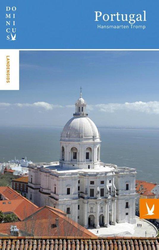 Boek cover Dominicus landengids - Portugal van Hansmaarten Tromp (Paperback)