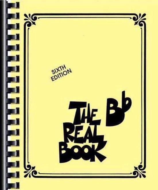 Boek cover The Real Book - Volume I (6th Ed.) van Hal Leonard Publishing Corporati (Hardcover)