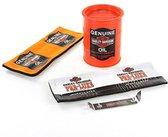 Harley-Davidson olie vat drank cadeau set
