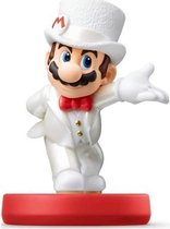 amiibo Super Mario Odyssey Collection - Wedding Mairo - 3DS + Wii U + Switch