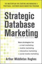 Strategic Database Marketing 4e